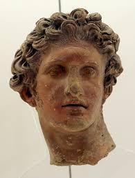 Uomo testa di statua images